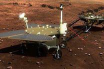 چین مریخ نورد به فضا پرتاب می کند