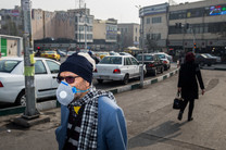 شهروندان از وسیله نقلیه شخصی استفاده نکنند/آلودگی هوای تهران در مرز هشدار