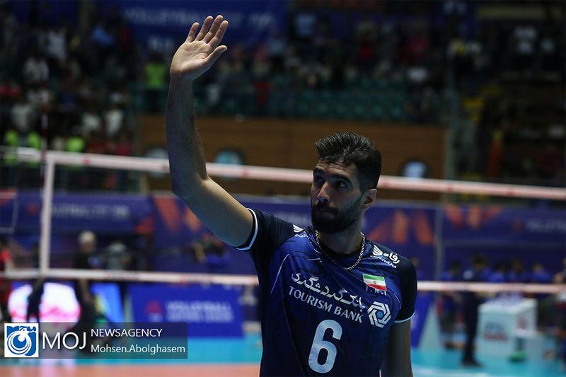 برنامه مسابقات ایران در مرحله نهایی لیگ ملت های والیبال