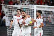 نتیجه بازی ایران و عمان/ صعود مقتدرانه شاگردان کی روش با حذف عمان