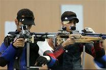 ناکامی نمایندگان تفنگ و تپانچه در صعود به فینال