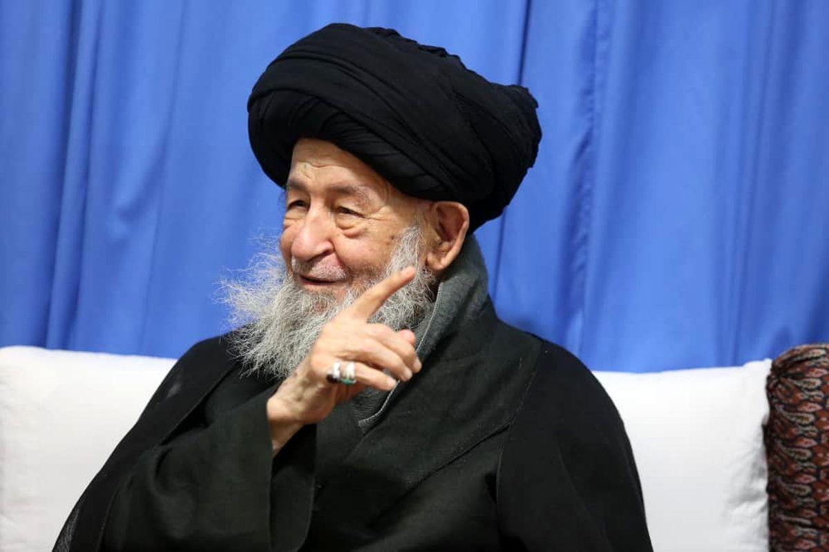 پیام تسلیت آیت الله علوی گرگانی به وزیر اطلاعات