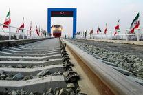 اولین قطار باری ترانزیت کالا از پاکستان به قزاقستان آغاز بکار میکند