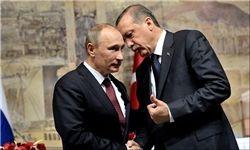 تماس تلفنی «اردوغان» و «پوتین» درباره سوریه