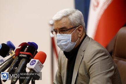 نشست خبری معاون سیاسی وزیر کشور