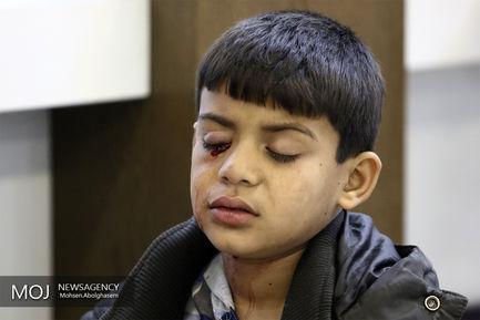 اخرین چهارشنبه سال در بیمارستان مطهری تهران