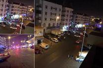 رسانه های عربستان حمله انتحاری به کنسولگری آمریکا در جده را ناموفق اعلام کردند
