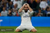 رئال مادرید شکست خورد/نتایج سایر دیدارها