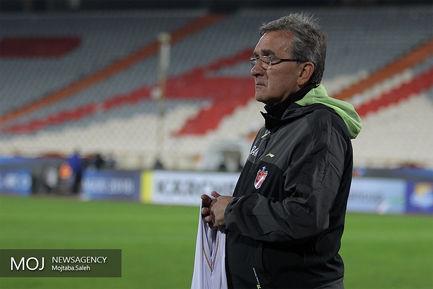 نشست خبری و تمرین تیم پرسپولیس پیش از فینال باشگاههای آسیا