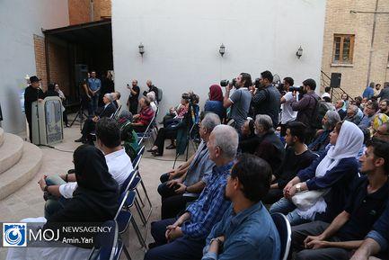 جشن زادروز عباس کیارستمی