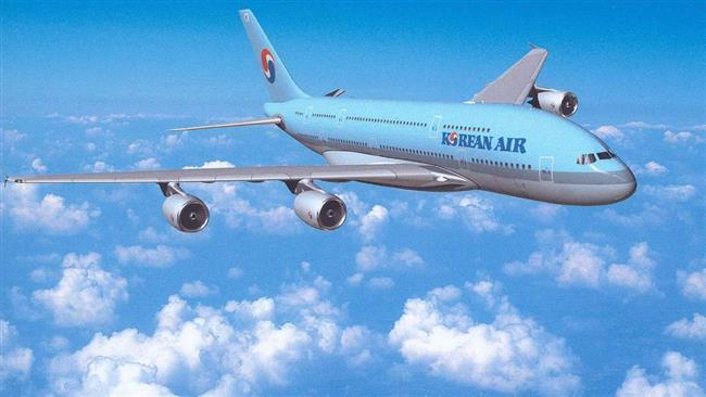 لغو 276 پرواز در کره جنوبی
