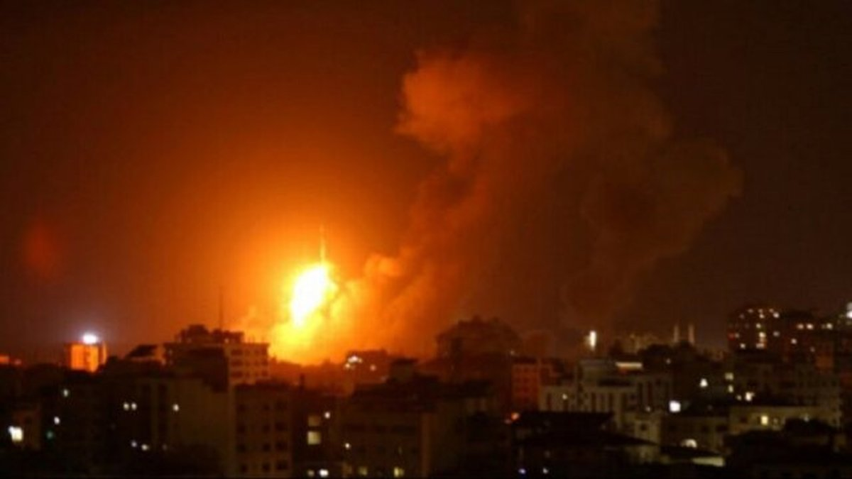 بمباران مناطق مختلف یمن توسط ائتلاف سعودی در 24 ساعت گذشته