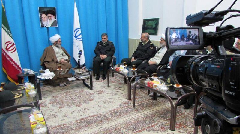 نیروی انتظامی امین مردم است/ناجا حافظ منافع مردم است