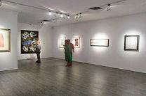 برپایی نمایشگاه نقاشی خط زهرا بهرامی در گالری مژده