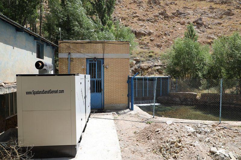 تامین پایدار برق ایستگاه های پمپاژ چشمه لنگان در فریدونشهر