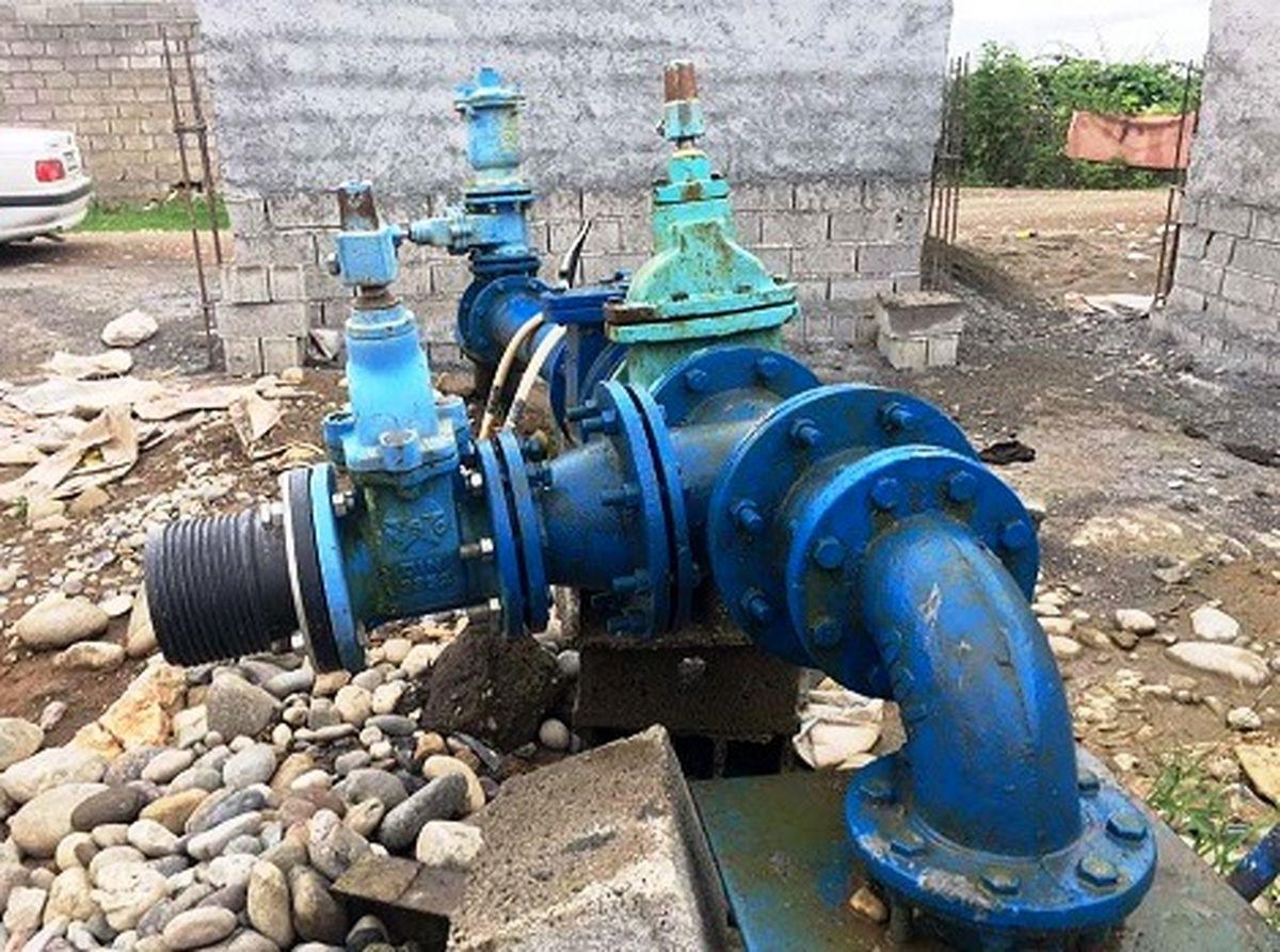 افتتاح و آغاز عملیات اجرایی 9 پروژه آبرسانی در مازندران