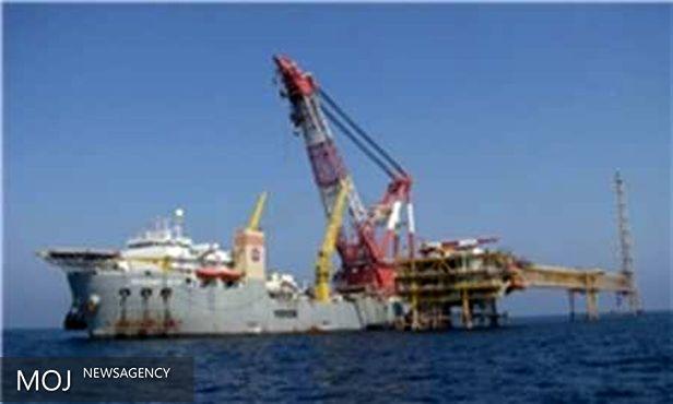 پایان ساخت سکوی گازی مرحله ۱۷ پارس جنوبی / صرفه جویی ارزی ۸۵ میلیون دلاری