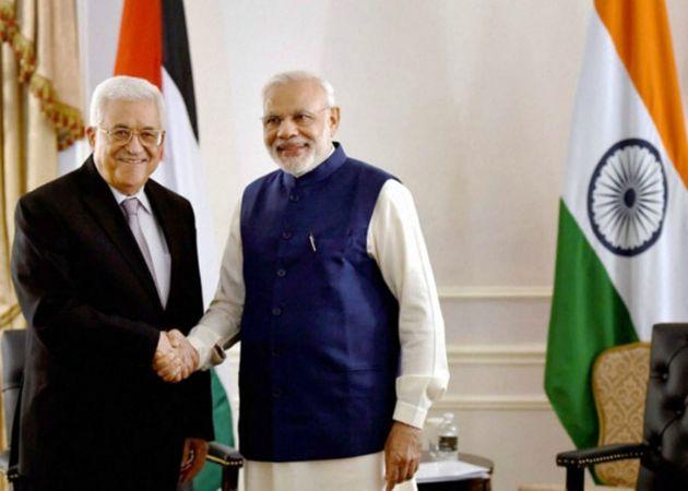 نخست وزیر هند به کرانه باختری سفر می کند