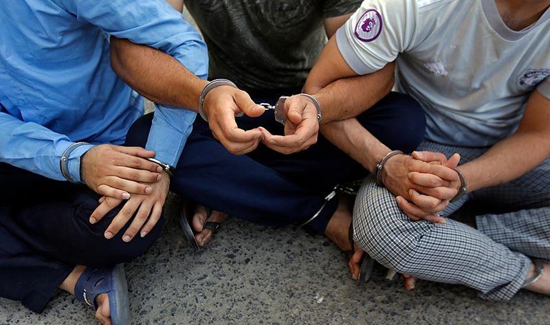 دستگیری سرقت از منزل در میناب/دستگیری 9 نفر