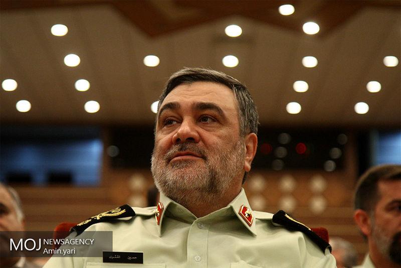 آمادگی صد درصدی ناجا برای برگزاری مراسم اربعین حسینی(ع)