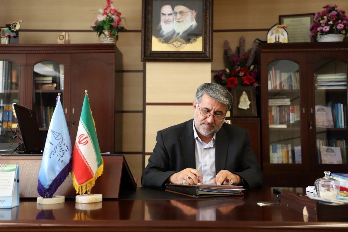 پیام تبریک رئیس کل دادگستری استان  یزد به مناسبت روز خبرنگار