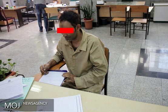 داماد قاتل هنگام خروج از کشور دستگیر شد