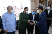 تقدیر از  نقش سازمان فرهنگی اجتماعی ورزشی شهرداری یزد در برگزاری کنگره ۴۰۰۰شهید استان