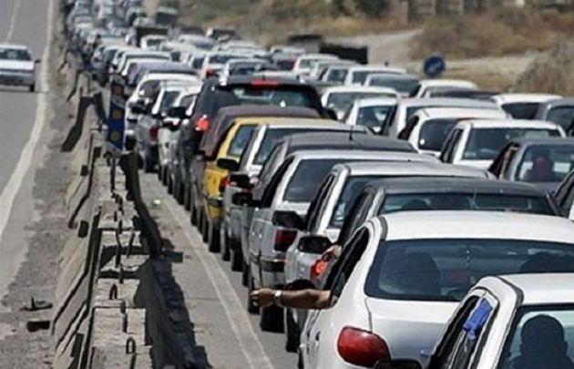 آخرین وضعیت ترافیکی و جوی جادهها در 26 تیر