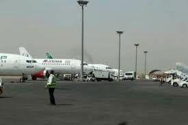 گرد و خاک پروازهای فرودگاه اهواز را مختل کرد