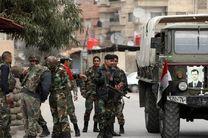 پیشروی ارتش سوریه در شرق حلب