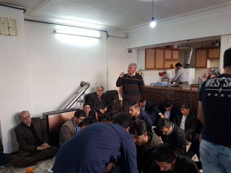 دیدار نوروزی با نماینده جانباز مردم همدان در مجلس ششم