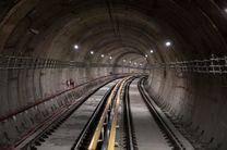 ایستگاه متروی قیطریه آتش گرفت
