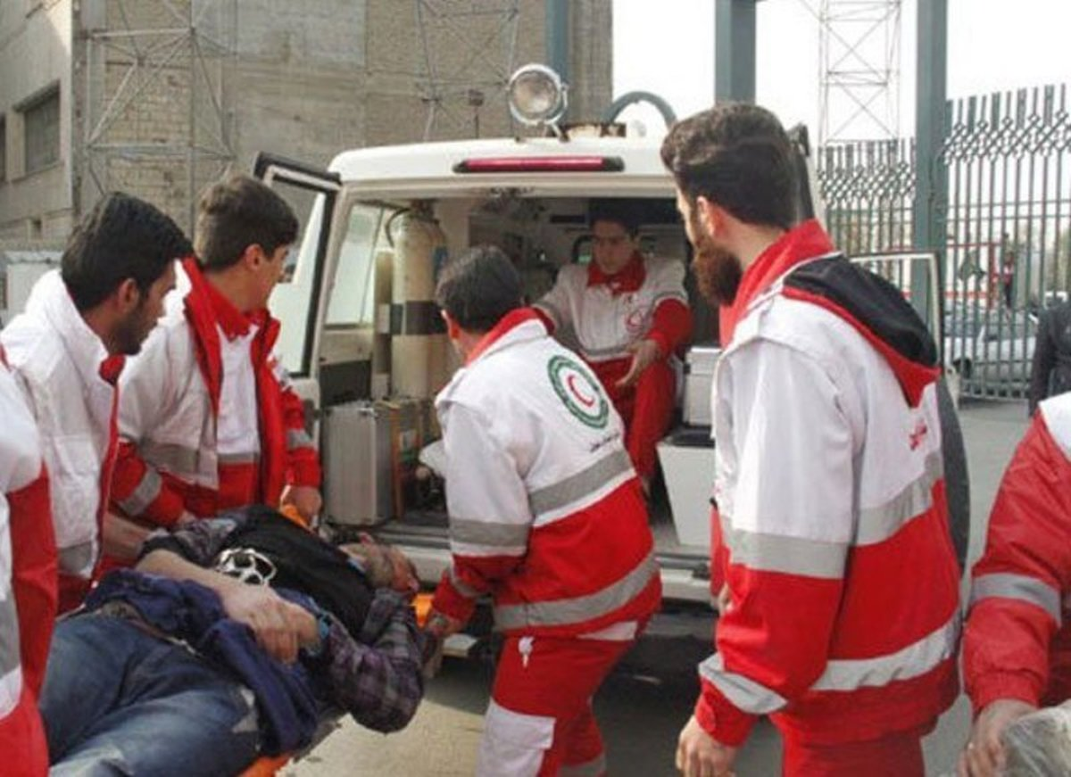 امدادرسانی به 79 حادثه دیده توسط هلال احمر اصفهان در هفته گذشته
