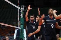 ساعت دیدار والیبال ایران - ایتالیا در یک چهارم نهایی المپیک تغییر کرد