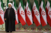 استقبال رسمی روحانی از نخست وزیر سوئد