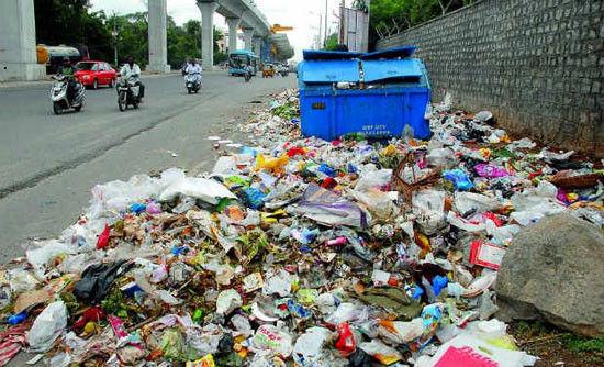 نتیجه تصویری برای زباله