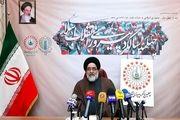 مکان جلوس امام خمینی(ره) در بهشت زهرا گلباران می شود