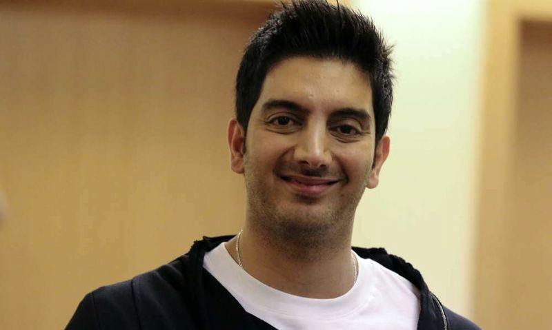 فرزاد فرزین بازیگر سریال رقص روی شیشه شد
