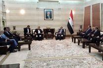 کمک های ایران به سوریه باید در روابط دو کشور تسویه شود
