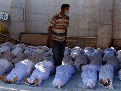 دولت سوریه آماده حمله شیمیایی است