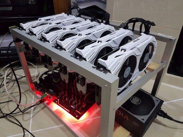 کشف 500 دستگاه ارز دیجیتال قاچاق در ساوجبلاغ