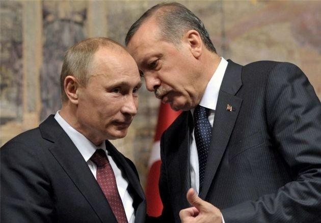 اردوغان به دیدار پوتین می رود