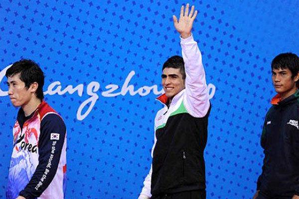 محسن محمد سیفی مدال طلای ووشوی جهان را از آن خود کرد