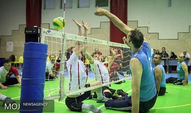 آلمان باز هم مغلوب تیم والیبال نشسته ایران شد
