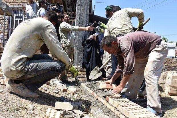 خودسازی در سایه خدمترسانی/ روستاهای رامیان چشم به راه مسئولان