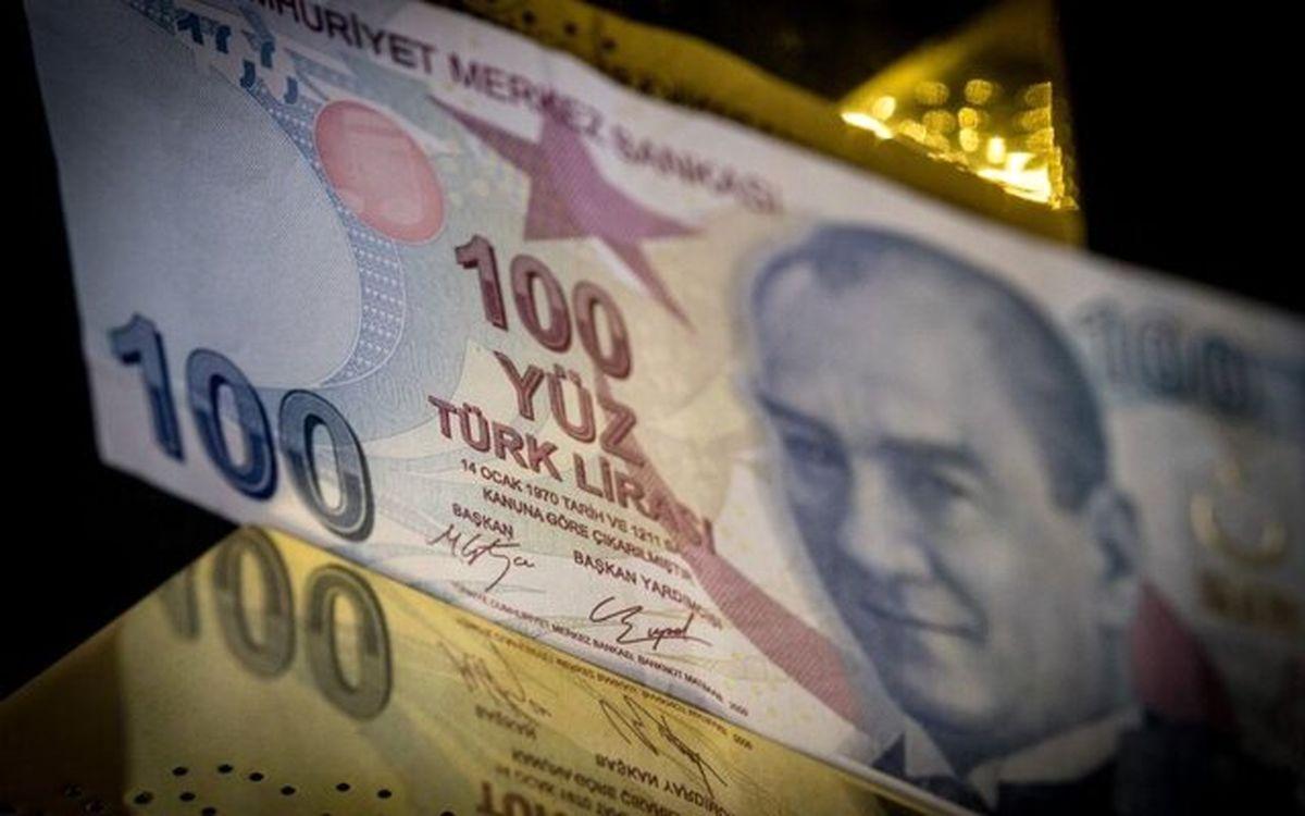 کاهش تاریخی  بیسابقه ارزش لیر ترکیه