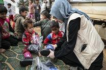 سازمان ملل متحد به ادلب سوریه کمک انسان دوستانه ارسال کرد