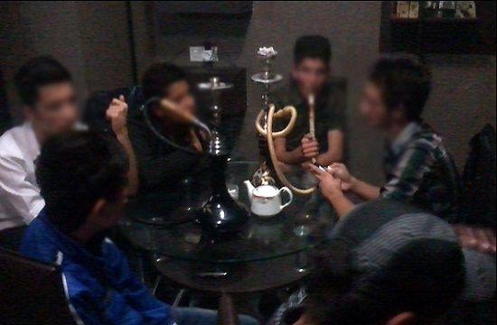 پلمب 102 چایخانه و قلیانسرای متخلف در اردبیل/ فعالیت قلیانسراها در استان ممنوع است