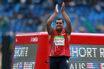 سامان پاکباز به مدال طلا دست یافت