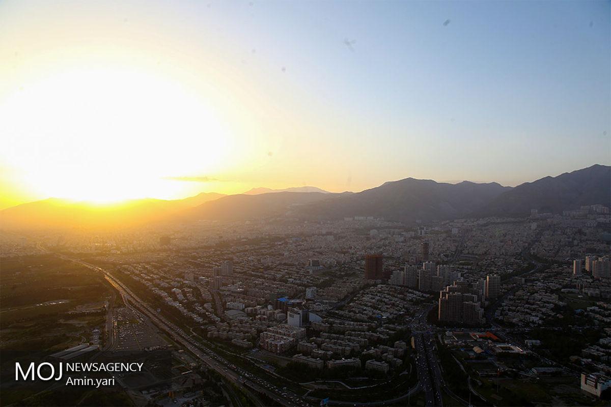 کیفیت هوای تهران ۲ اسفند ۹۹/ شاخص کیفیت هوا به ۶۷ رسید